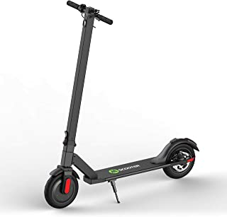 MEGAWHEELS S5-II Electric Scooter, Portable and Folding E-Scooter, with 8.5