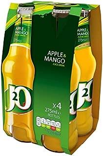 J2O Apple & Mango Juice 4 X 275ML
