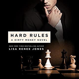 Hard Rules     A Dirty Money Novel              By:                                                                                                                                 Lisa Renee Jones                               Narrated by:                                                                                                                                 Grace Grant,                                                                                        Jeremy York                      Length: 10 hrs and 4 mins     301 ratings     Overall 4.5