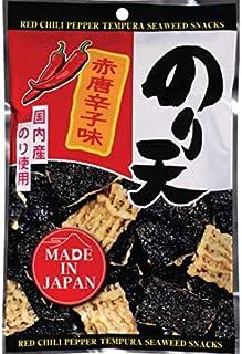 Red Chili Pepper Tempura Seaweed Snacks - 1.05 ounce (30g)