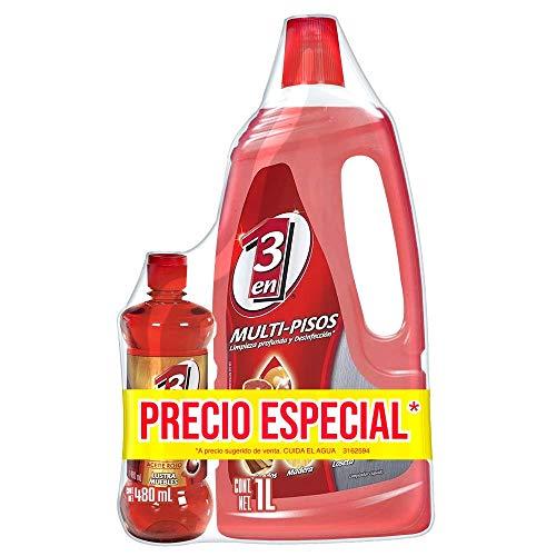 mejor limpiacristales liquido fabricante 3 en 1