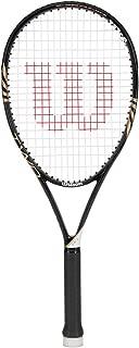 Best wilson four blx prestrung tennis racquet Reviews