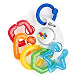 Baby Einstein Shake Rattle & Soothe Take-Along Textured Teether Toy - Bpa Free Ages Newborn +, Multi