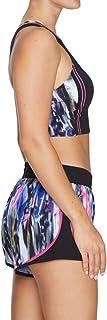 Rockwear Activewear Women's Mashup Li Longline Splice Bra From size 4-18 Low Impact Bras For