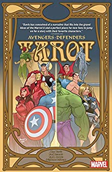 Tarot: Avengers/Defenders (Tarot (2020)) by [Alan Davis, Paul Renaud]