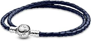 Pandora Women Silver Rope Bracelet - 590745CDB-D1