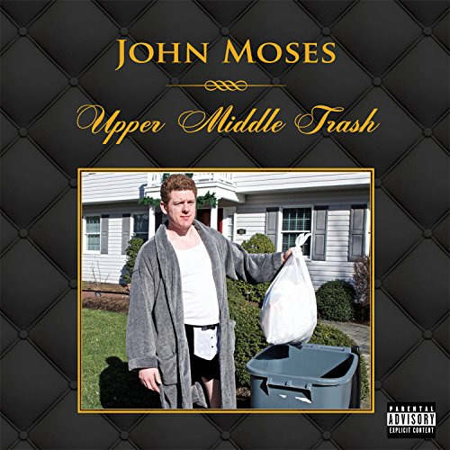 Upper Middle Trash audiobook cover art