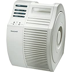 Honeywell HA170E air cleaner with durable HEPA filter technology