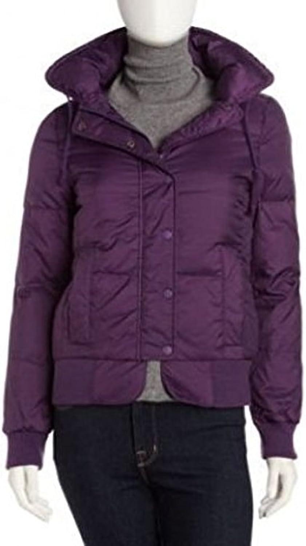 Juicy Couture Purple Down Puffer Jacket Treasure Hunt