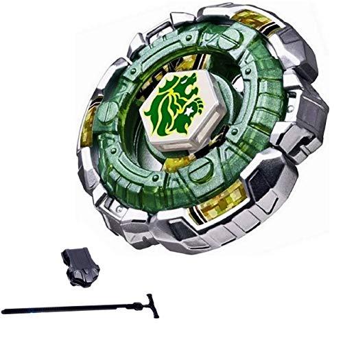 Elrozo Rapidity Fang Leone + Launcher Kreisel für Beyblade Metal Fusion 4d Fury Arena