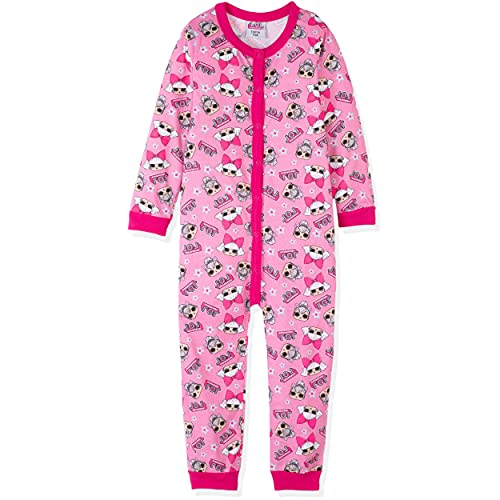LOL Dolls Characters - Pijama de manga larga para niño (100% algodón, 3-8 años)