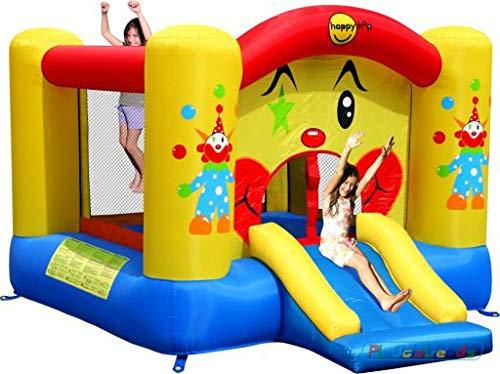 Happy Hop- Slide and Hoop Bouncer, Multicolor (9201R)