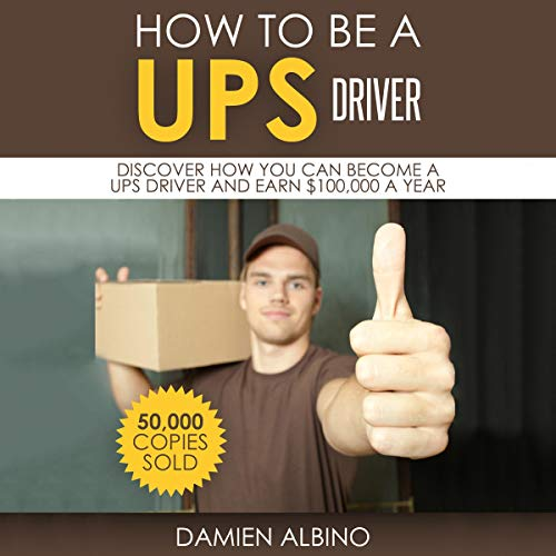 How to Be a UPS Driver cover art