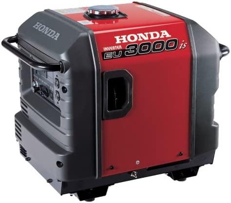 Honda Power Equipment EU3000IS 25%OFF 3000W Gas Portable 120V 割引 Home Powe