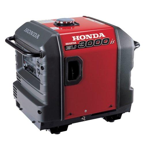 Honda Power Equipment EU3000IS 3000W 120V Portable Home Gas...