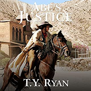 Abe's Justice audiobook cover art
