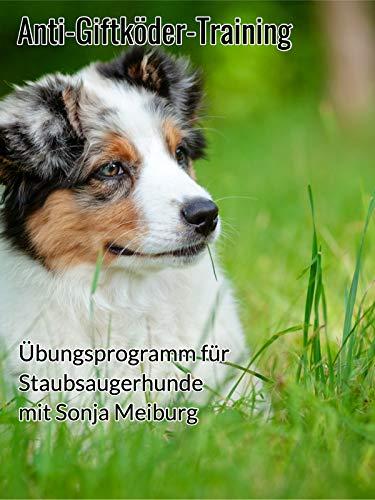 Anti-Giftköder-Training, Übungsprogramm für Staubsaugerhunde, mit Sonja Meiburg