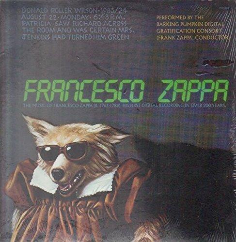 Francisco Zappa [Vinyl LP]