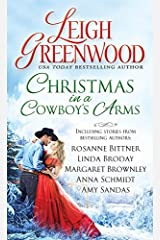 Christmas in a Cowboy's Arms Kindle Edition
