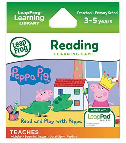 LeapFrog 490403 Leap Pad Peppa Pig Cartridge
