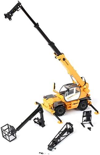 grandes ahorros LXWM LXWM LXWM 1 50 Aleación de Motor Crane Modelo de Camión de Múltiples Funciones Modelo de simulación de Niños Modelo de Juguete Vehículo Metal Vehículo para Niños  Entrega rápida y envío gratis en todos los pedidos.