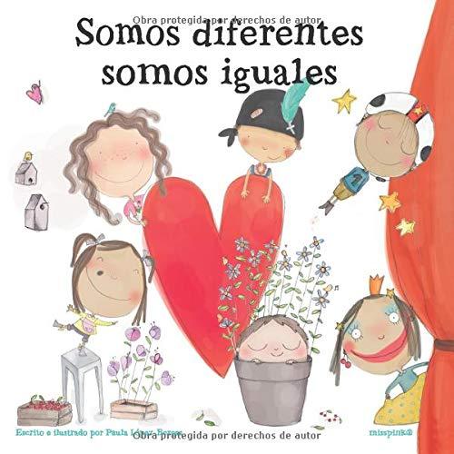 Somos diferentes, somos iguales