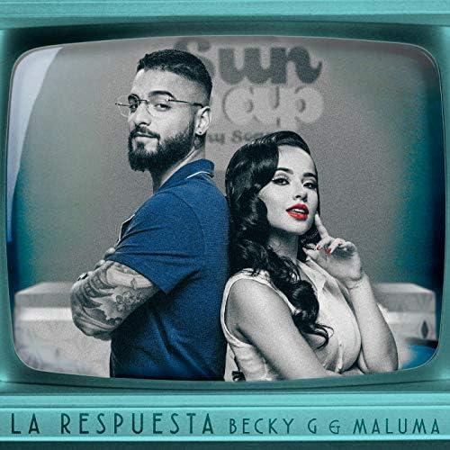 Becky G & Maluma