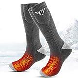 Begleri Heated Socks for Men Women 2019