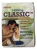 #1 New Cassic 1400mg Power Man Stamina Enhancement Pill 6 Pills