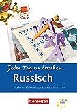 Lextra - Russisch - Jeden Tag ein bisschen Russisch - A1-B1: Selbstlernbuch