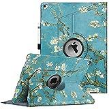 """Fintie –Custodia per iPad Pro 12,9"""" con supporto girevole a 360°, cover protettiva, funzione Sleep/Wake automatica, per..."""