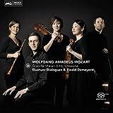 Mozart : Gran Partita, transcription pour piano-forte, hautbois et trio à cordes. Quatuor Dialogues, Demeyere.