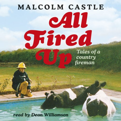 All Fired Up audiobook cover art