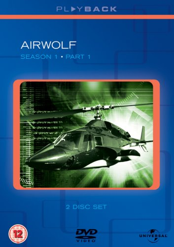 Airwolf - Series 1 - Vol. 1