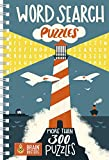 Word Search Puzzles (Big Book of Puzzles)