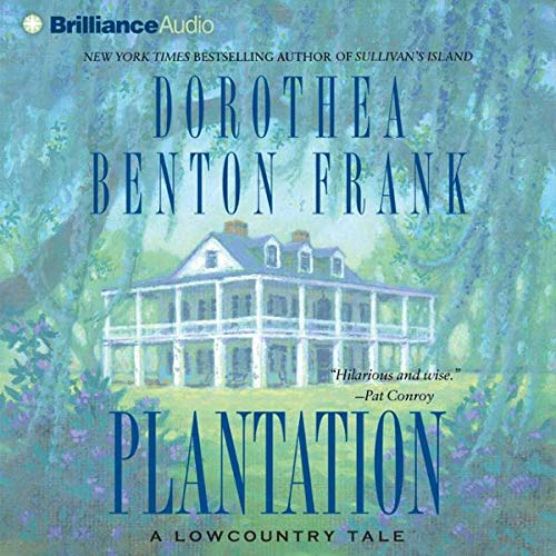 Plantation audiobook cover art