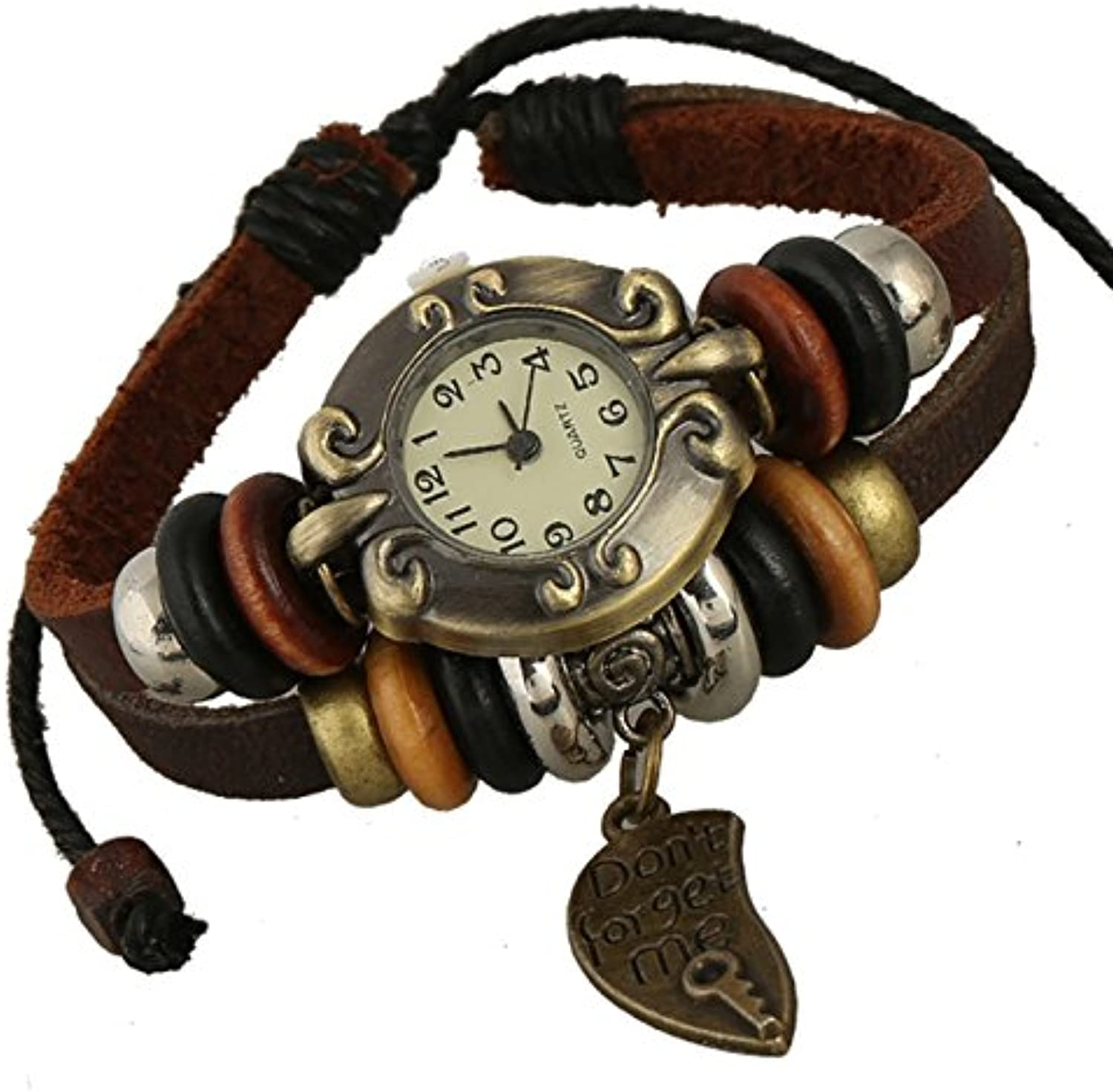 XM New style fashion watch vintage leather ladies Bracelet Watch fashion watch