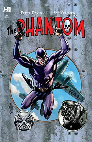 The Phantom (2014-) #3 (English Edition)