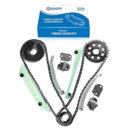 04 explorer timing chain kit - 9