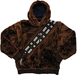 Dream Loot Crate Chewbacca Han Solo Hoodie
