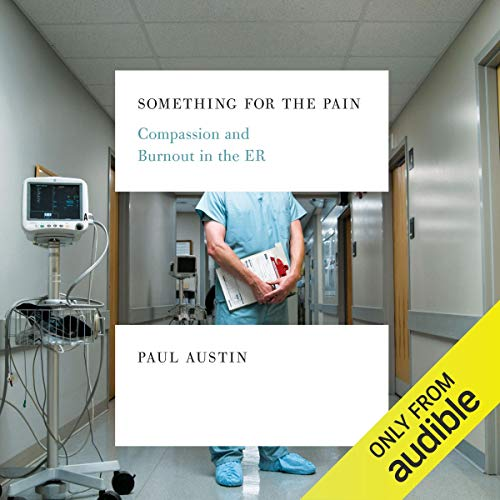 Something for the Pain audiobook cover art