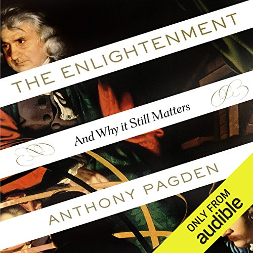 The Enlightenment audiobook cover art