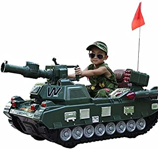 vory Kids Ride on Cars,Electric car for Kids Ride on ,Children Ride Cars,Child Ride on Electrical Tank RC Tank