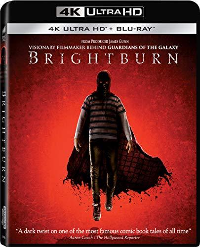 Brightburn [4K UHD + Blu-ray]