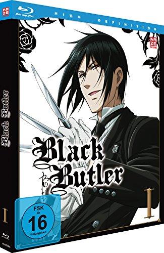 Black Butler - Staffel 1 - Vol. 1 - [Blu-ray]