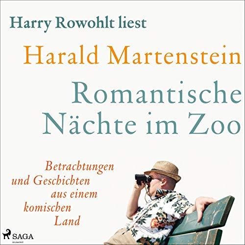 Romantische Nächte im Zoo Titelbild
