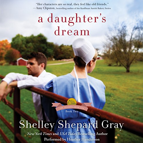 A Daughter's Dream audiobook cover art