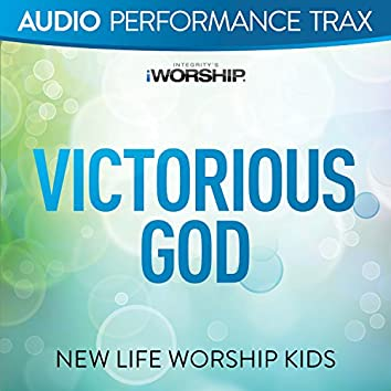 Victorious God (feat. Jared Anderson) [Audio Performance Trax]