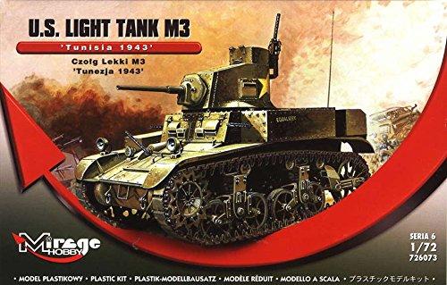 États-Unis Lumière M3 Tank \