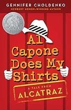 By Gennifer Choldenko - Al Capone Does My Shirts (3/21/06)
